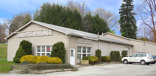 Carpet Palace in Greensburg, PA, serving Westmoreland and Allegheny County