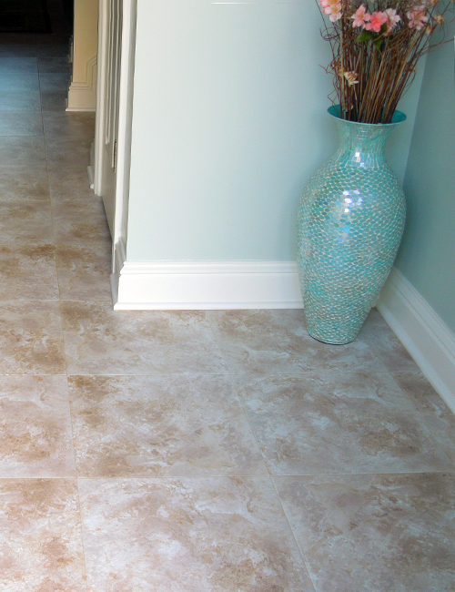 Vinyl flooring luxury vinyl vinyl tile 724 836 0252 for Most economical flooring